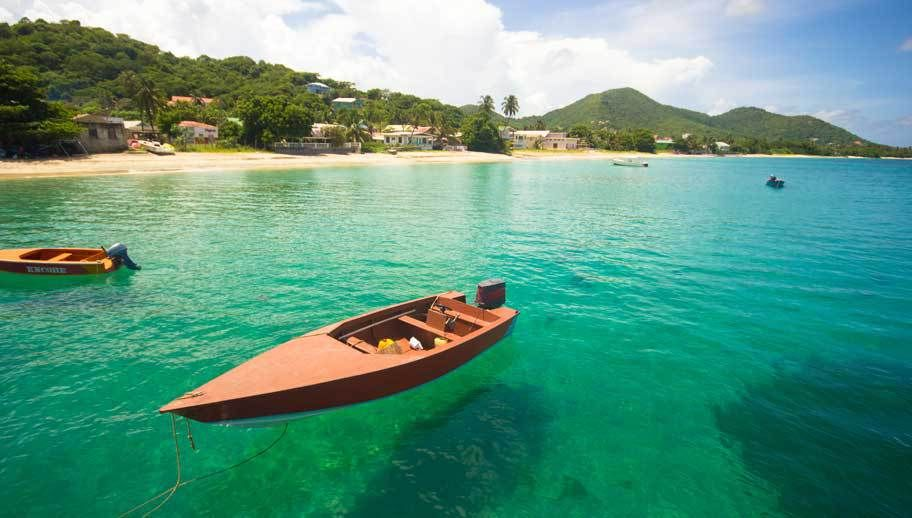 Bequia to Union Island then Carriacou– Island hopping the Grenadines. - Part # 2