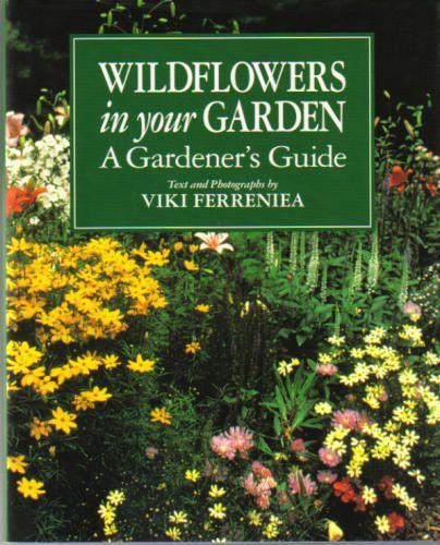 WILDFLOWERS In Your GardenkA Comprehensive Guide To Growing Wildflowers In  A Backyard Garden Explains How To