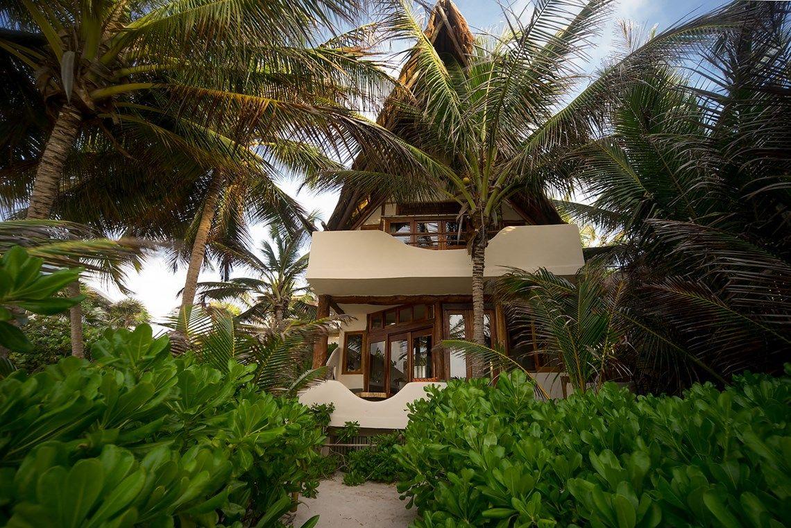 Phenomenal Mahayana Tulum Is An Exclusive Collection Of Beachfront Interior Design Ideas Gentotthenellocom