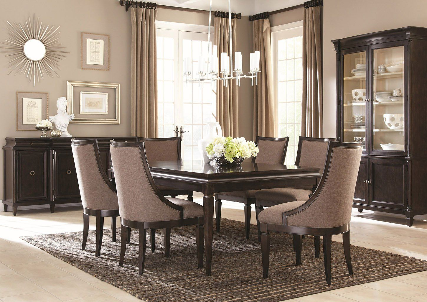 Classics Dining Room Set ART Furniture In Formal Sets Leonardo Da Vinci Once Said Simplicity Is The Ultimate Sophistication