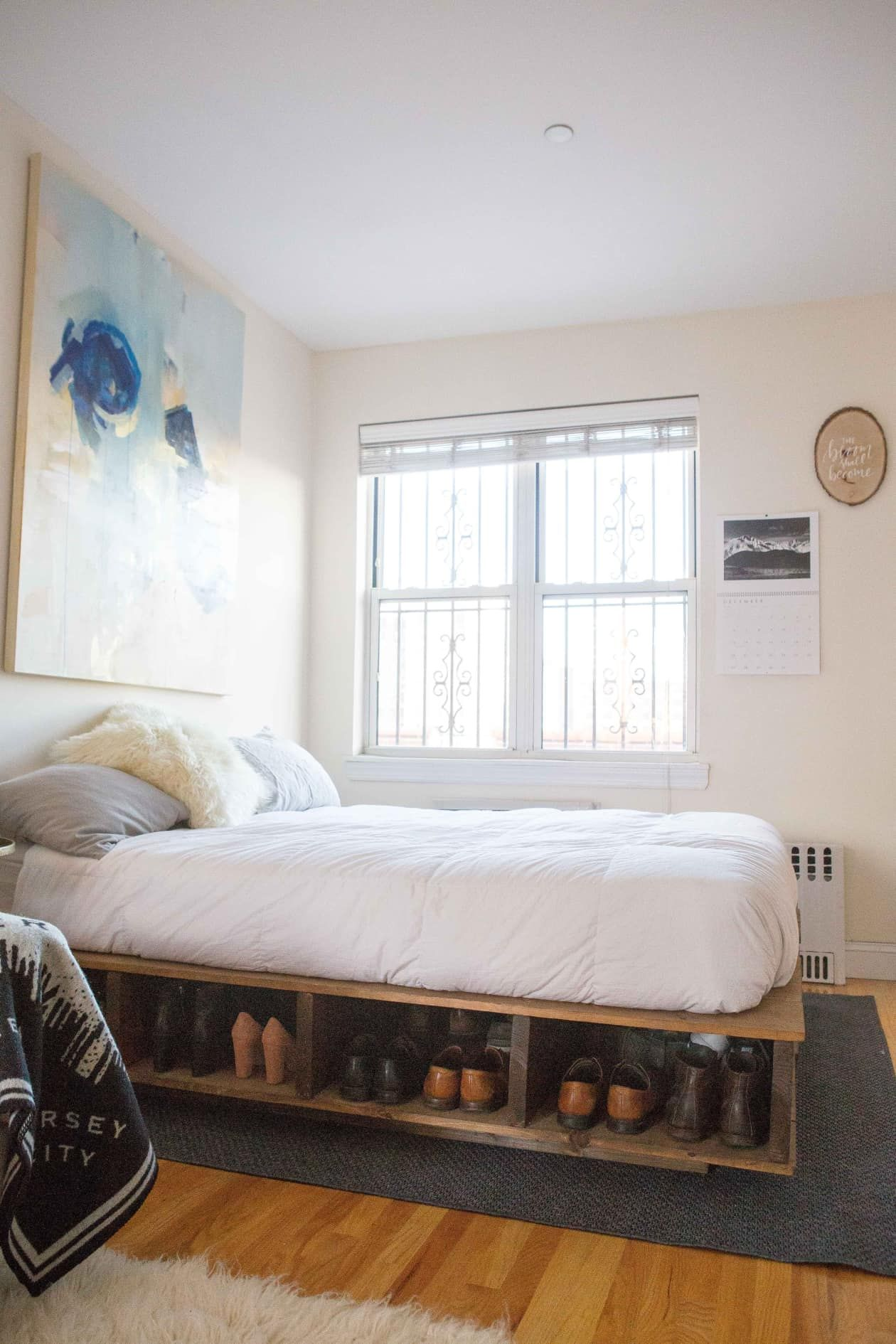 This One Thing Will Make Your Small Bedroom Feel so Much
