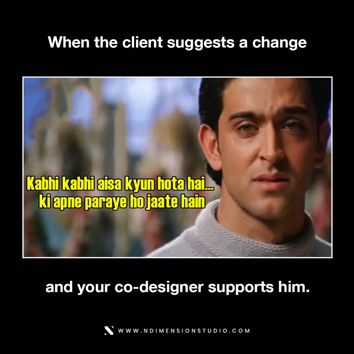 Design Changes Meme Social Media Marketing Social Media Branding