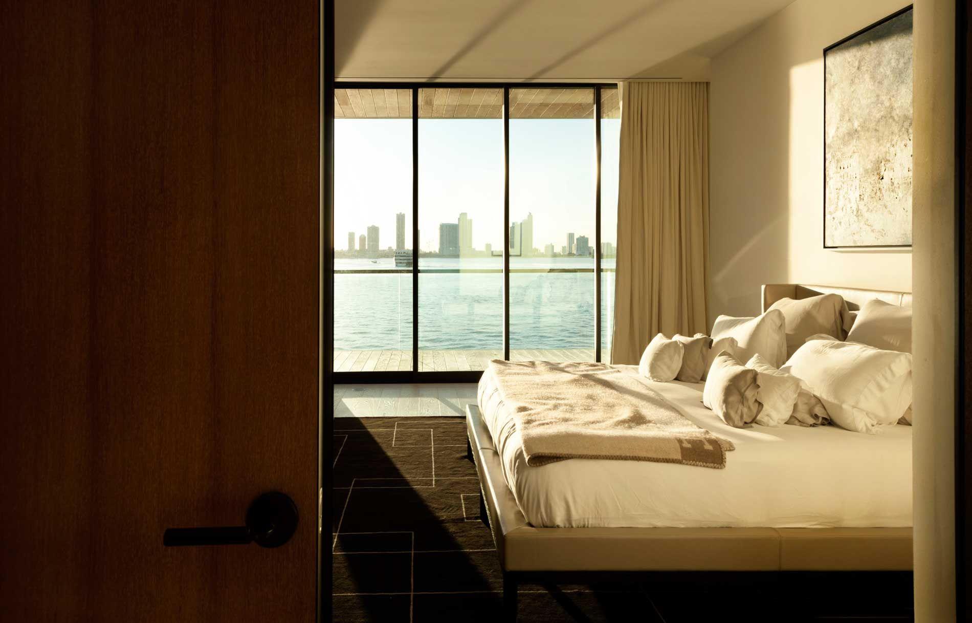 modern luxury home located in di lido island miami beach florida rh pinterest com au