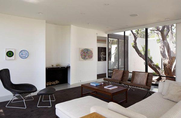 David Lauer mid century modern house