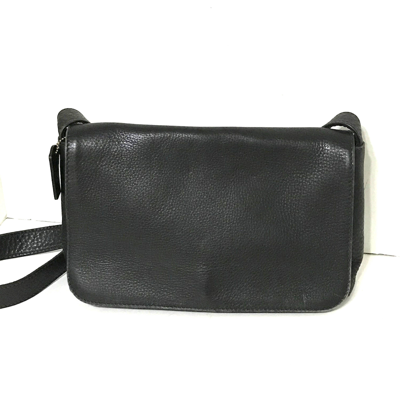 55aaf97ab7fd Vintage Coach Bag Black Pebbled Leather Coach Bag Coach Crossbody Bag  Designer Handbag Designer Bag Coach Handbag Coach Purse Black Coach by ...