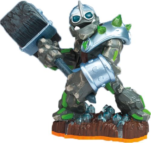 Fright Rider Skylanders Giants WiiU Xbox PS3 Universal Character Figure
