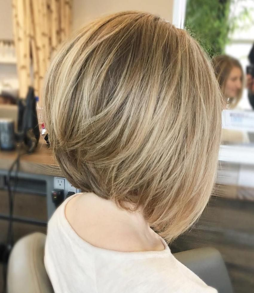 70 Cute And Easy To Style Short Layered Hairstyles Angled Bob Haircuts Bob Hairstyles Bobs Haircuts