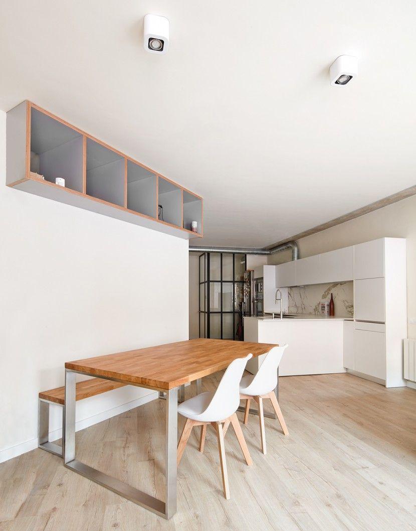 Ras Arquitectura Apartamento Corsega Raul Sanchez Catalogodiseno  # Estudio Gibrat Muebles