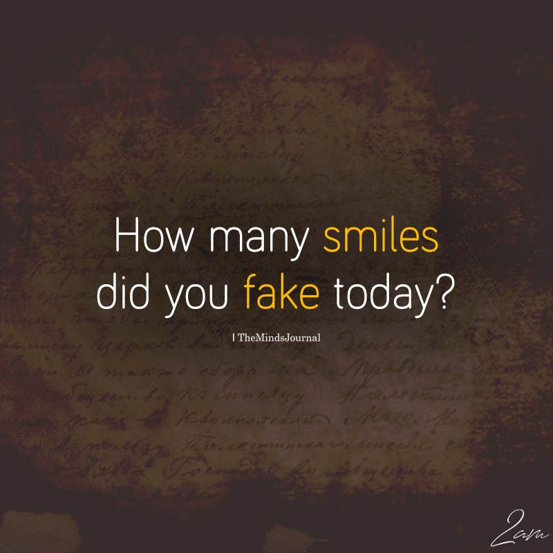 How Many Smiles Did You Fake Today 2am Quotes Sad Quotes