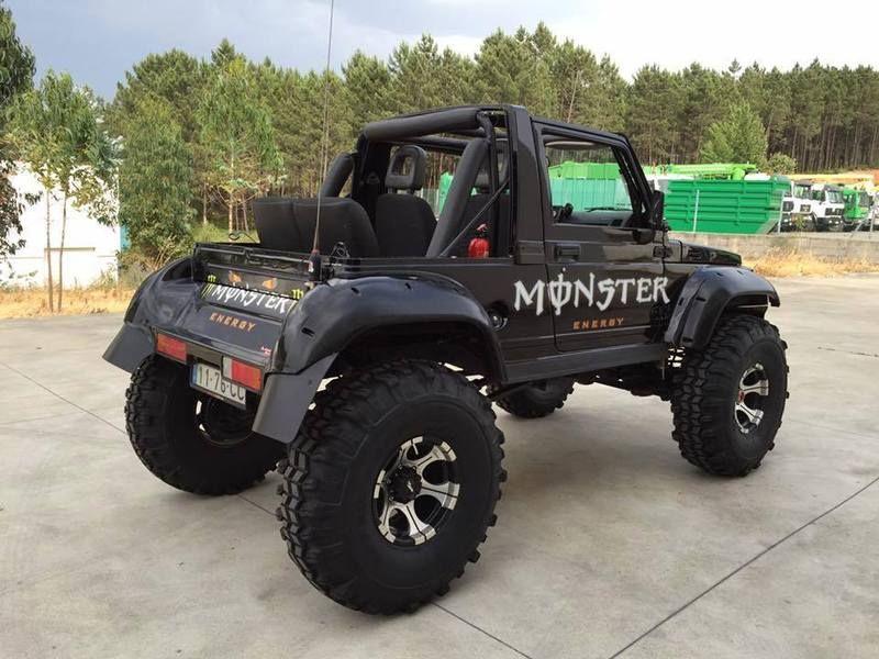 Suzuki Sidekick Vs Jeep Wrangler