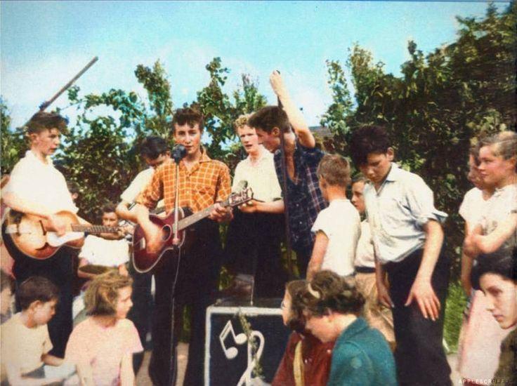 John Lennon And The Quarrymen July 6th 1957