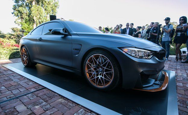 BMW M4 GTS Concept Revealed: A Harder-Core M4 – News – Car and ...