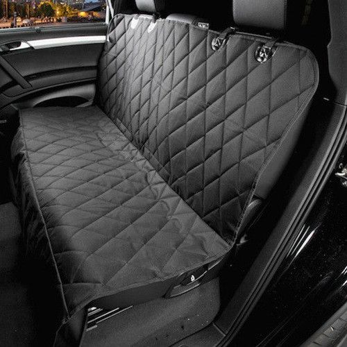 Car Pet Seat Covers Waterproof Back Bench Seat 600D Oxford