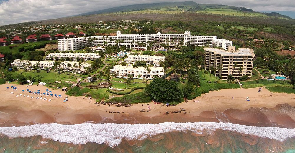 Maui Wailea and Makena Beach area
