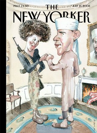 New Yorker Covers that Relate to Obama Achievements: #politics #Obama #2012