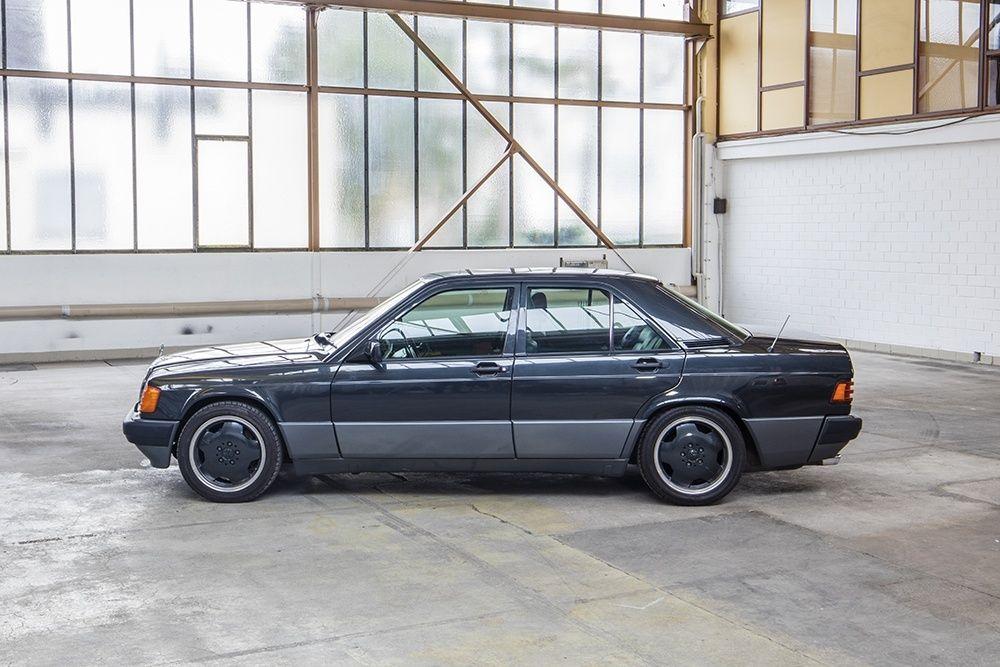 1992 Mercedes Benz 190 E 190e 3 2 Amg Orig Fz One Of 125