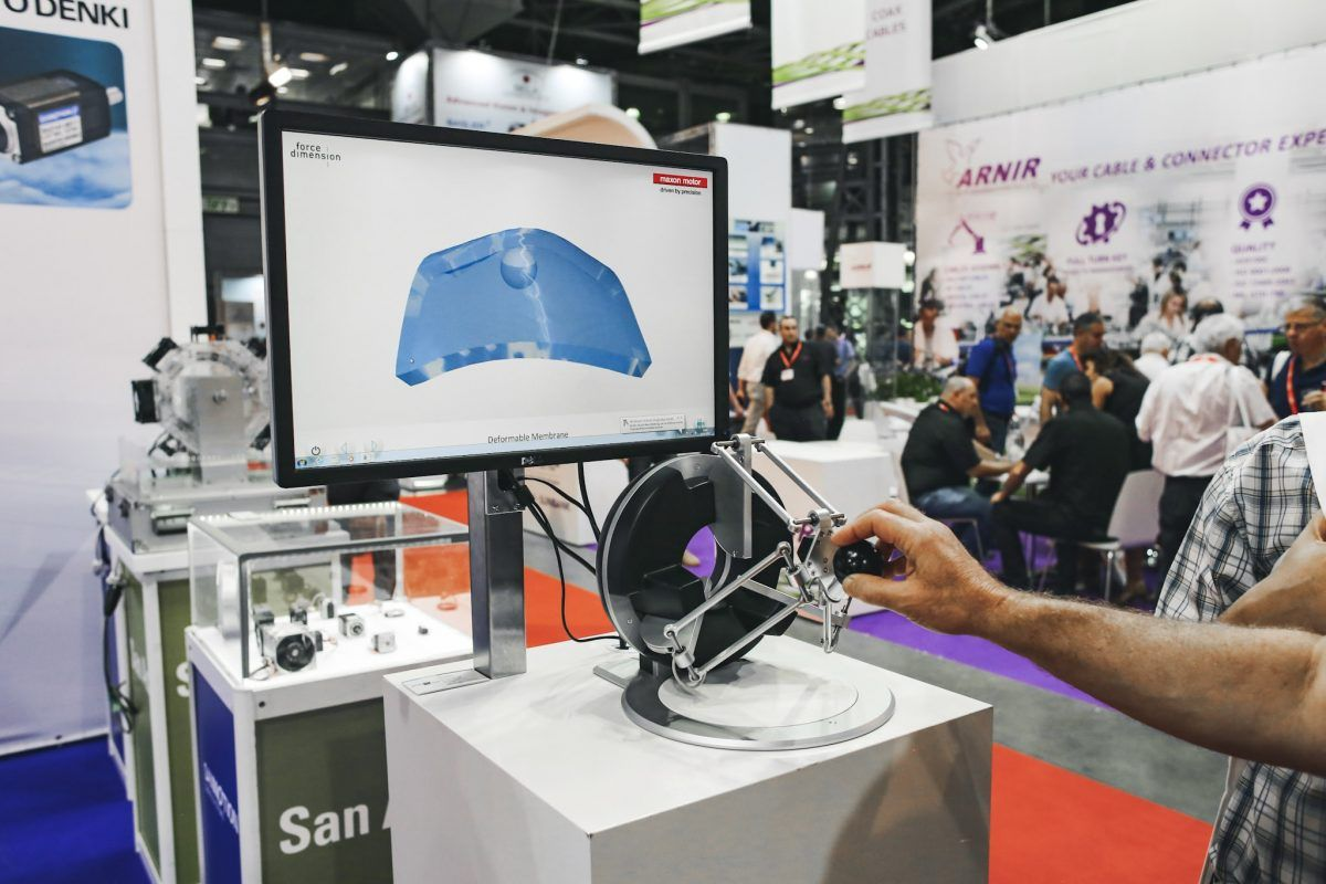 The NewTech 2019 Exhibition, May 2829 2019, Tel Aviv