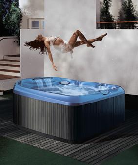 Future Girlfriend Hot Tub Garden Jacuzzi Hot Tub Hot Tub