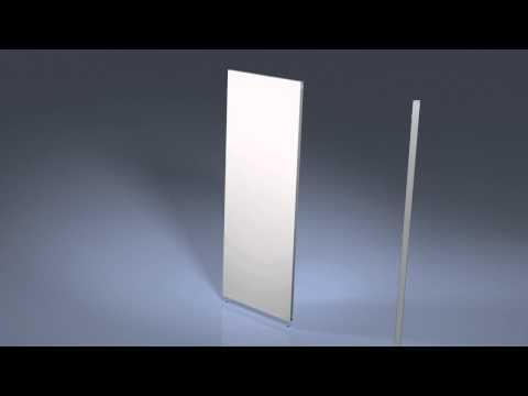 ▶ mila-wall museum wall system - YouTube