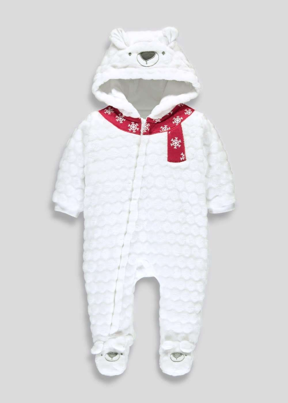 ca5e67b81 Unisex Novelty Christmas Polar Bear Outfit (Newborn-12mths) View 1 ...