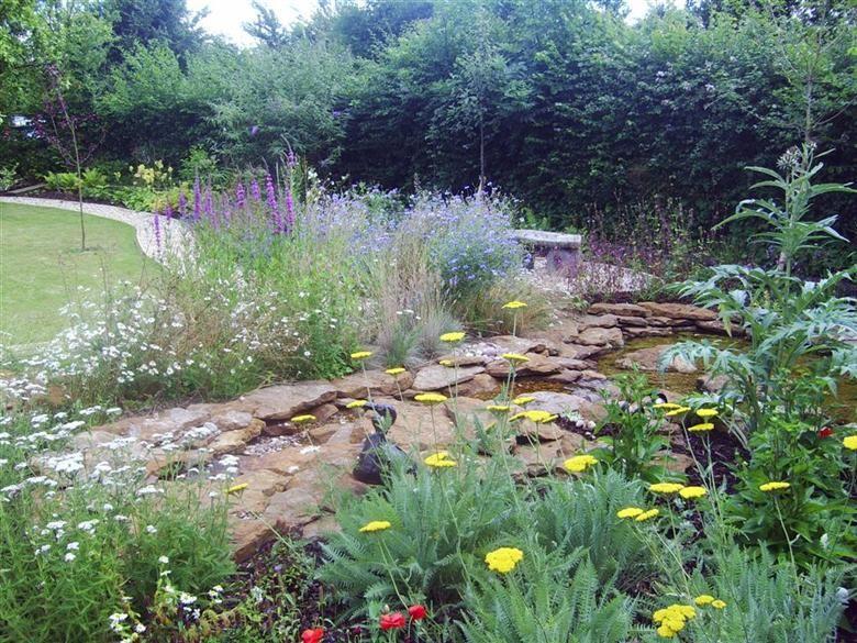 Jill Blackwood Garden DesignPortfolio - Jill Blackwood Garden Design