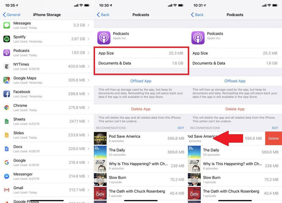 How to Free Up Space on Your iPhone or iPad Iphone