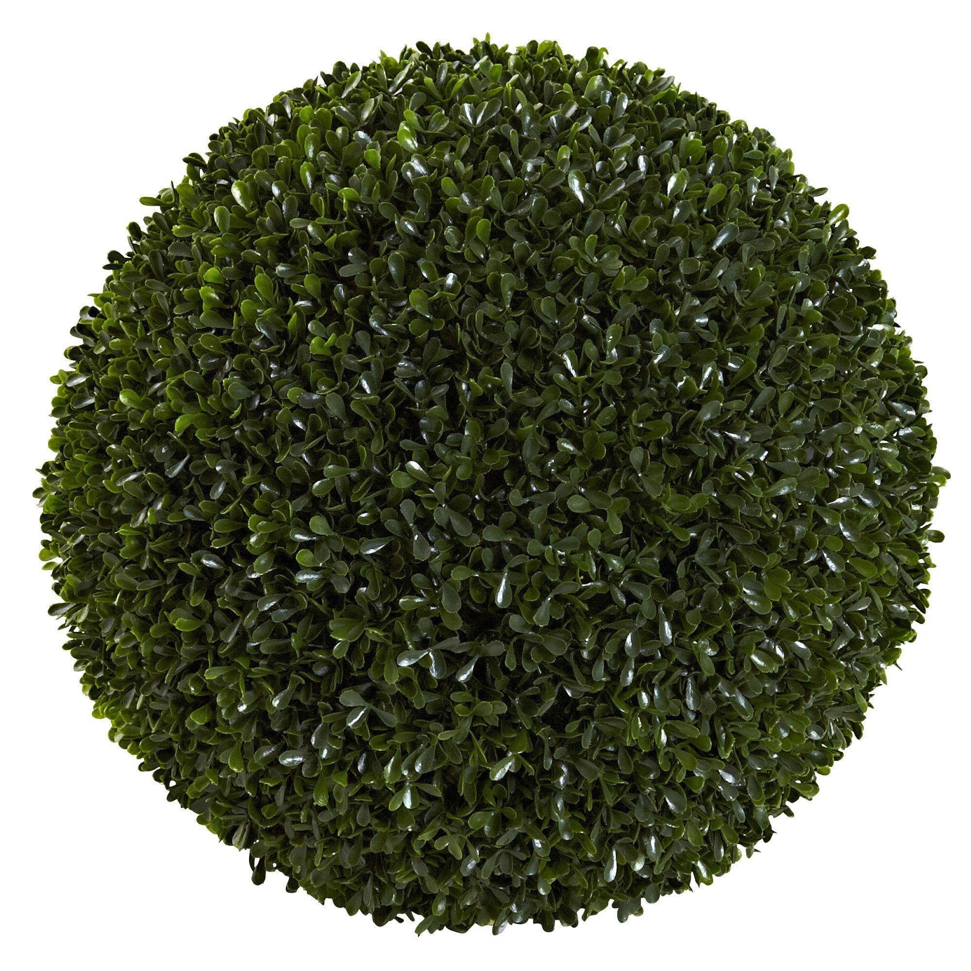 artificial plant 14 inch boxwood ball silk plant on interior using artificial boxwood panels with flowers id=79915