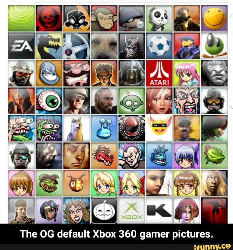 The Og Default Xbox 360 Gamer Pictures Ifunny Aesthetic Anime Funny Animal Memes Animal Memes