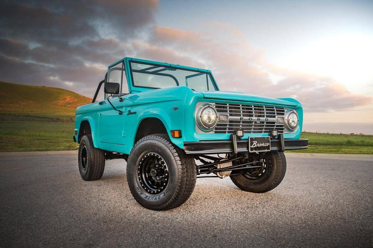 1968 Ford Bronco For Sale 2239810 Hemmings Motor News Bronco
