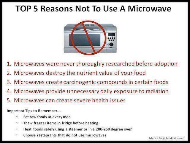 A Detailed Look At The Debate Regarding Safety Of Microwave Ovens Which Has Raged For