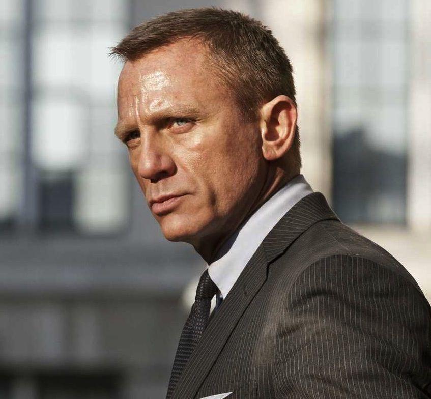 Daniel Craig Spectre Haircut