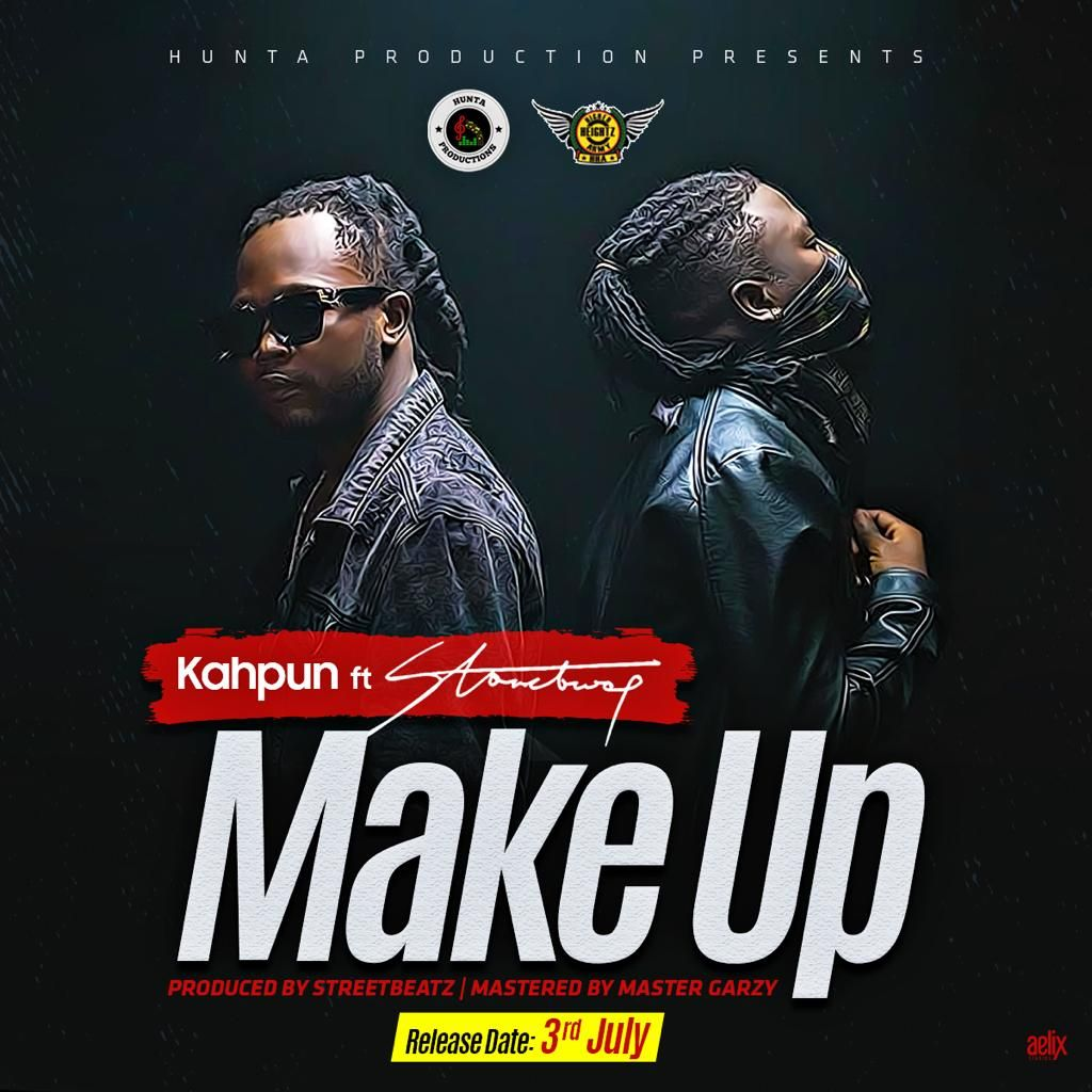 Kahpun Make Up Single With Stonebwoy Slated For July Classic Songs Makeup Songs