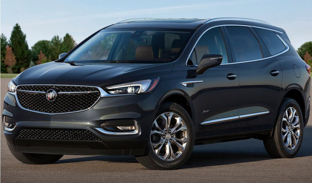 2020 Buick Enclave Changes – Hybrid, Avenir >> The 2020 Buick Avenir Seems To Be The Best Surprise With The World