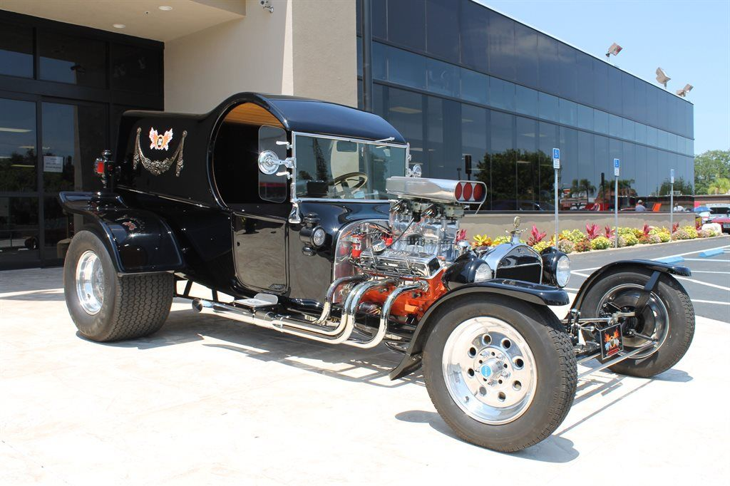 Ideal Classic Cars: 1923 Ford C-CAB - Venice, FL | Cars and Trucks ...