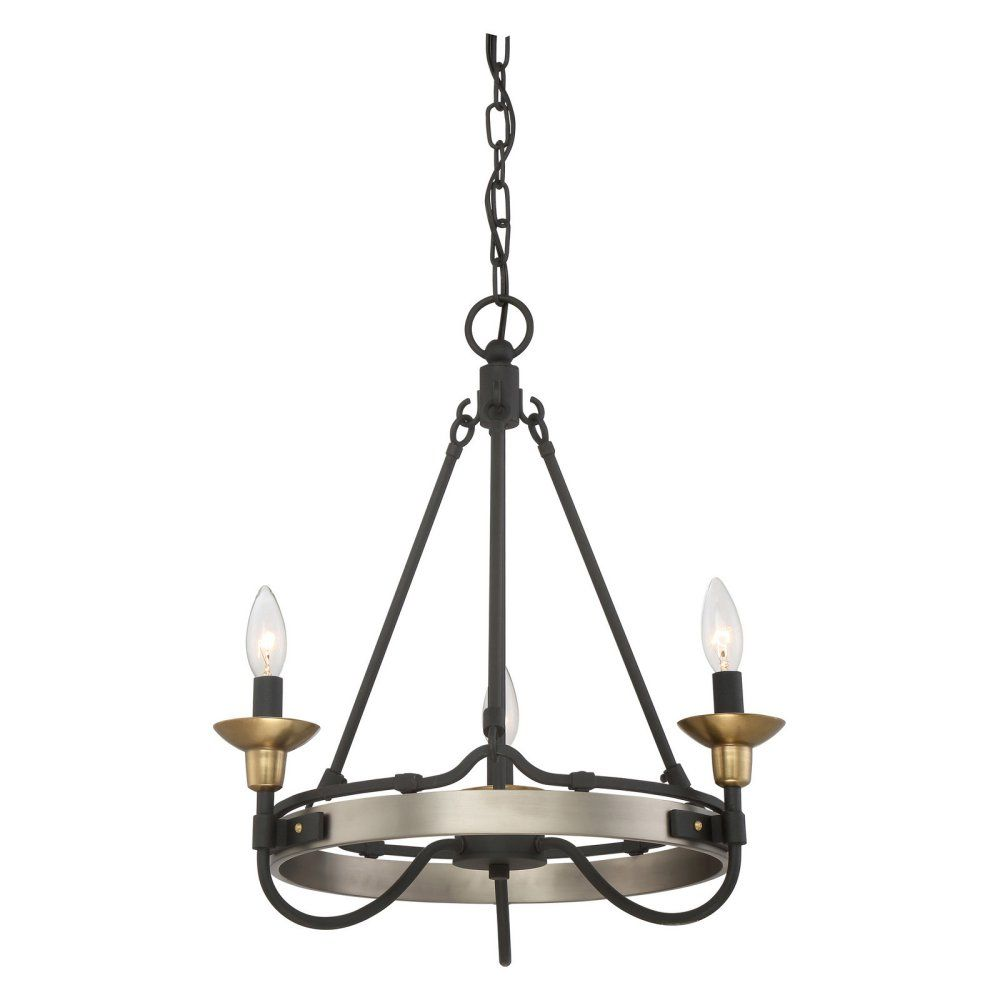 Quoizel Castle Hill Cth5003an Chandelier Candle Chandelier