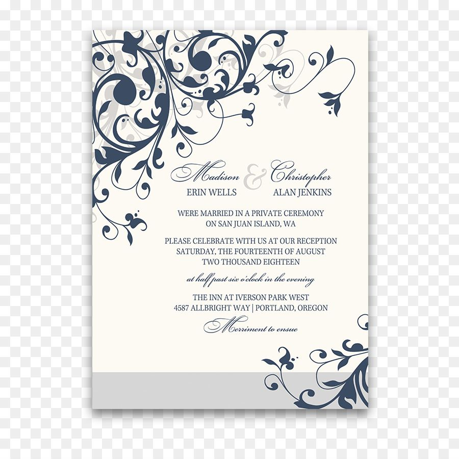 Jewish Wedding Invitation Template Free in 5  Free wedding