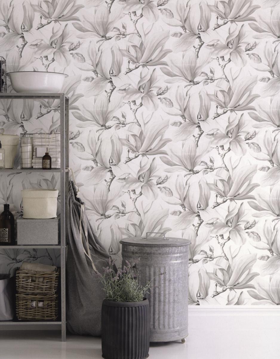 Pin by Bernd Ulrich on Decor Maison | Magnolien, Dekoration, Tapeten