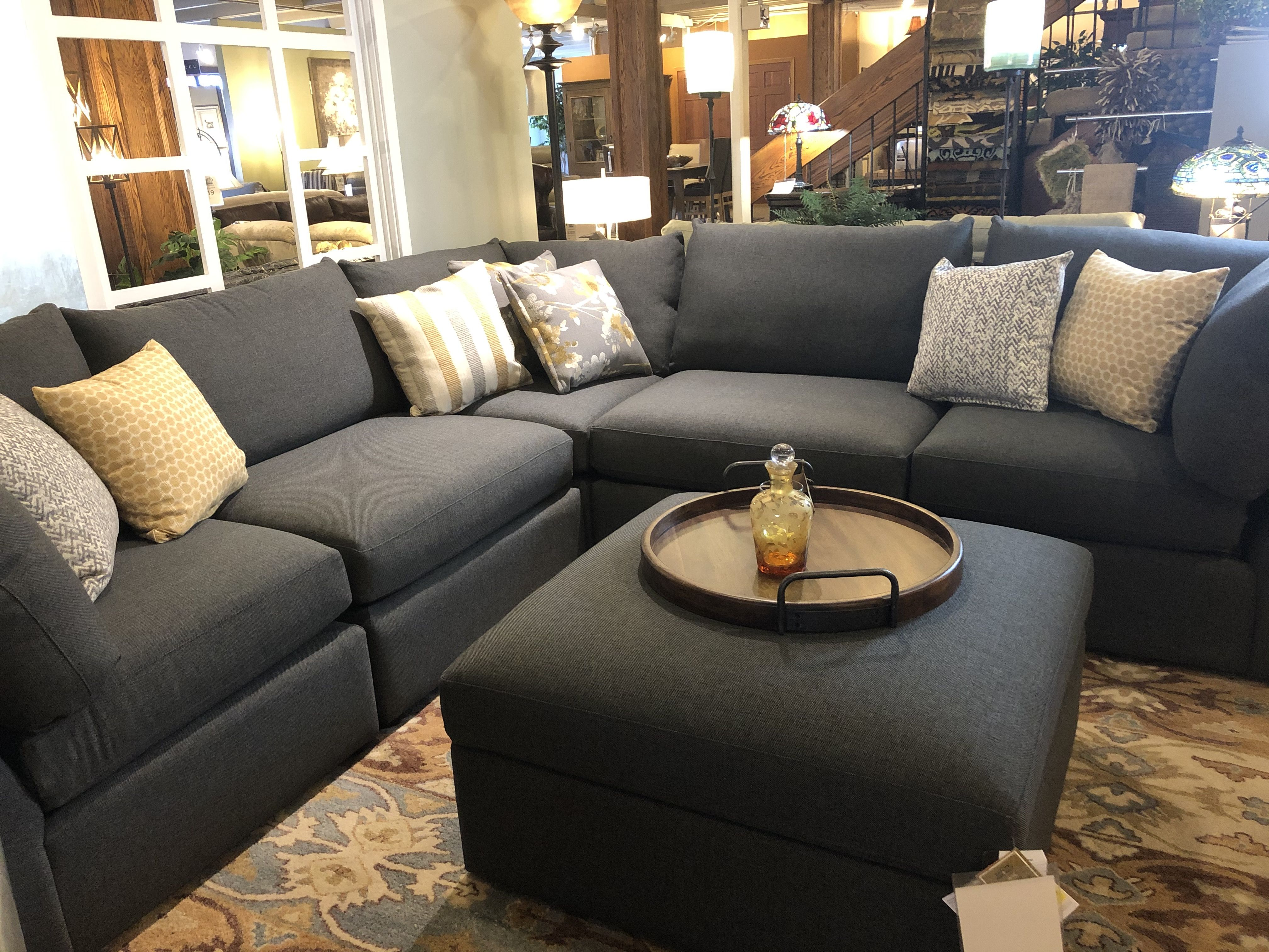 Sectional Sofa By Bassett Furniture Bassett Is Available In