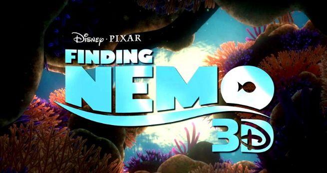 Finding Nemo blijft een van de mooiste animatie films aller tijden. Hij komt opnieuw in de bioscopen alleen nu in 3D. Ik ga er zeker naar toe!