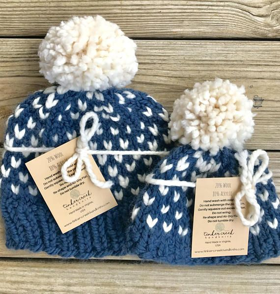 Mommy and Me Hats 0dda67d8274