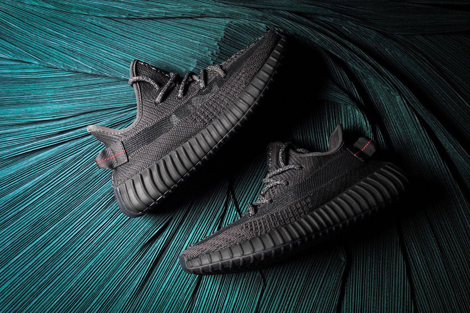 Adidas Yeezy Boost 350 V2 Black Reflective FU9007 | Yeezy
