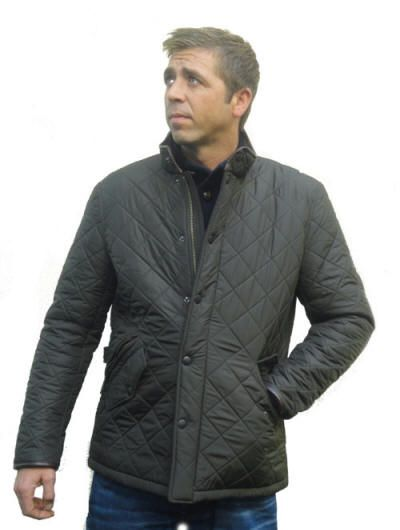 Barbour Powell Quilt Jacket Olive Quilting Quilted