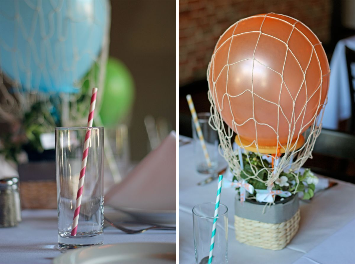 Carnival themed party would be cute for any whimsy