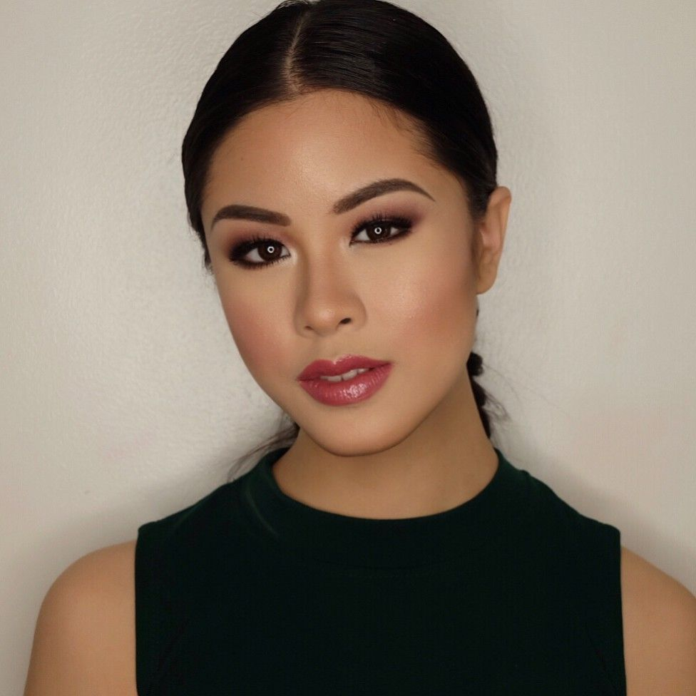 Glam Asian Makeup Look The Beauty Vanity 5 277 Likes 293 Comments Rb A Chanco Rbchanco On Instagram G Asian Makeup Looks Asian Makeup Makeup Looks