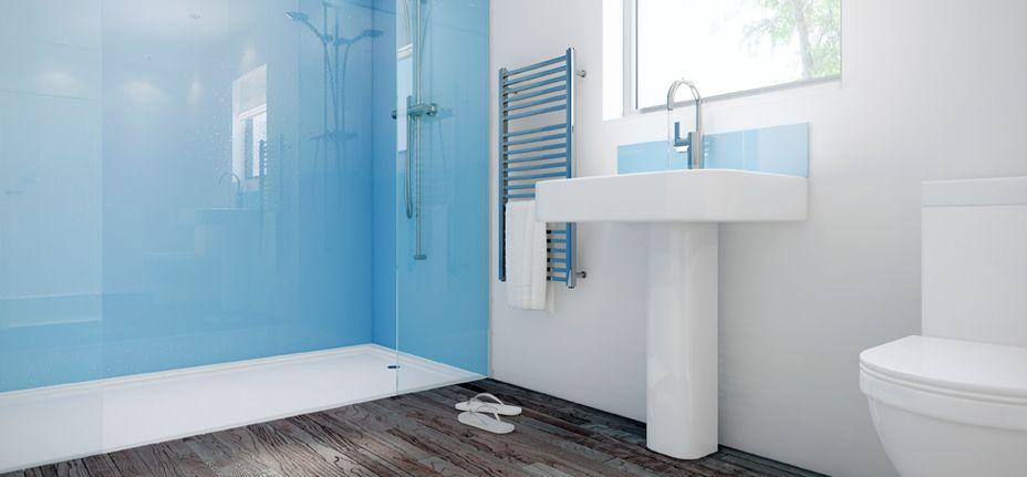 Shower Shower Panels Bathrooms Remodel Small Bathroom