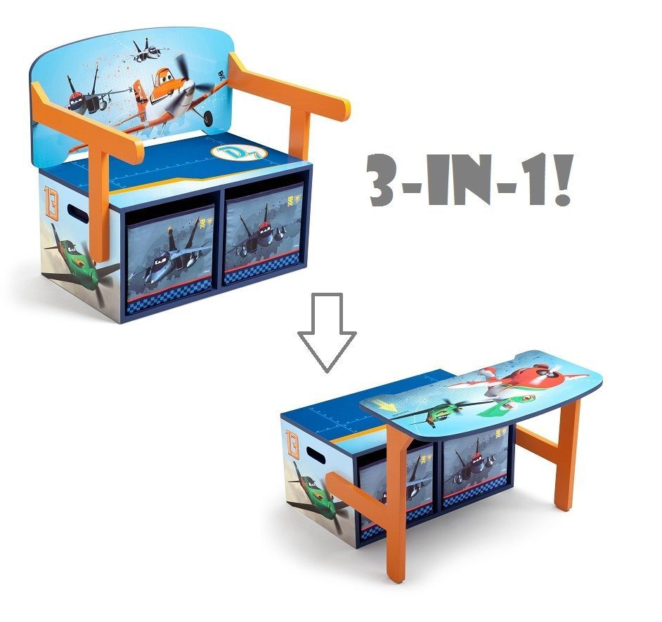 Delta Children 3in1 Convertible Bench Desk Toy Storage See More Http Www Couponndeal Co Uk Coupon Convertibl Toy Storage Boxes Desk Toys Toys