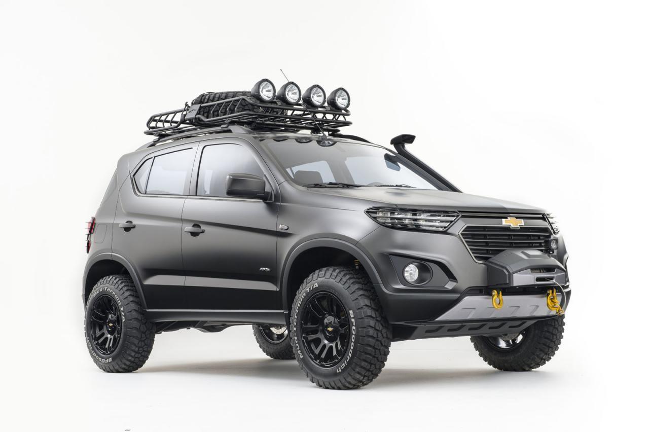 2016 Chevrolet Niva 4 Mașini