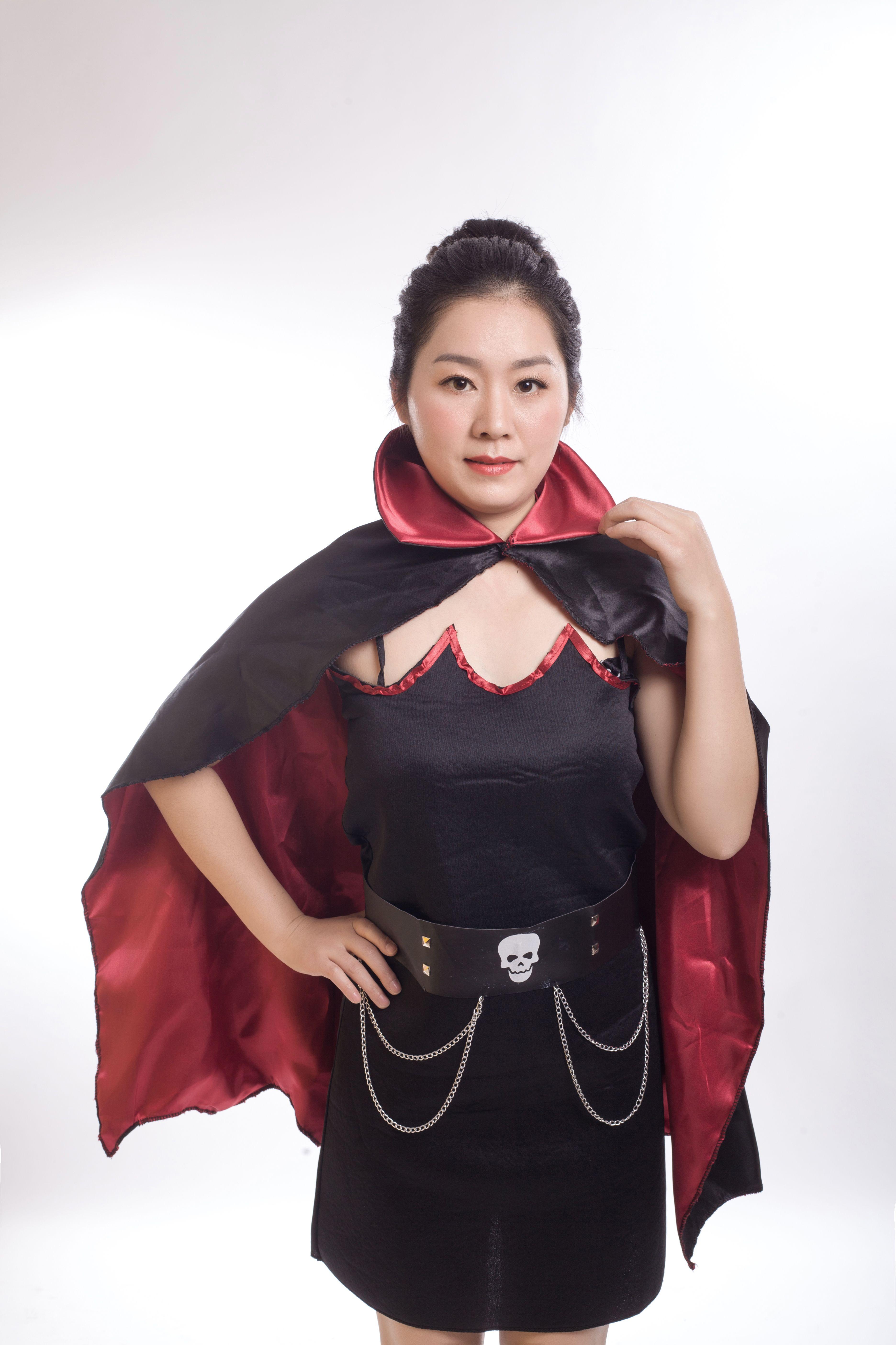 Halloween costumewomen v&ire costumes dress and cloak waistband  sc 1 st  Pinterest & Halloween costumewomen vampire costumes dress and cloak waistband ...