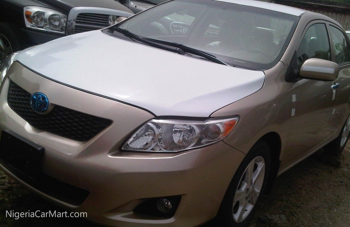 2015 Toyota Corolla FULL OPTION used car for sale in Lagos