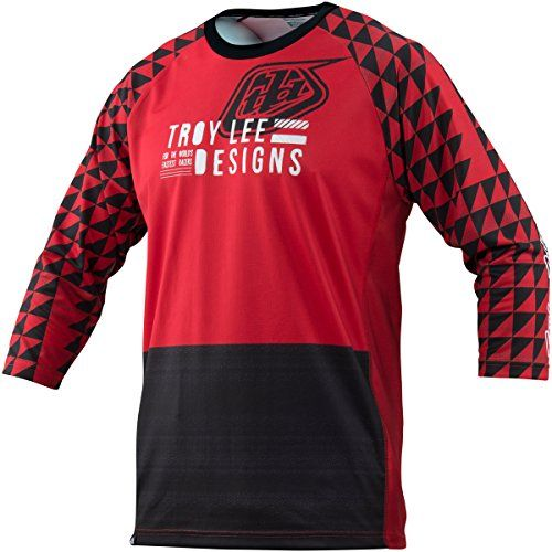 Men S Cycling Jerseys Troy Lee Designs Ruckus Formation Mens Bmx